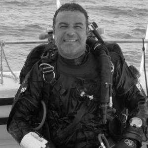 Stavros Silva - PADI Course Director