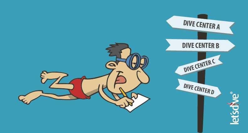 Curso de Divemaster: 6 coisas que você deve avaliar antes de escolher a escola