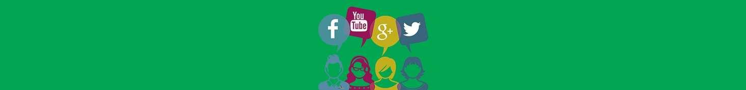 Currículo pelas redes sociais
