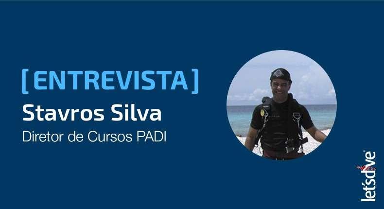 Entrevista de Carreira – Stavros Silva