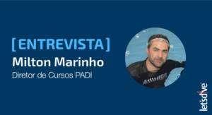Entrevista Milton Marinho