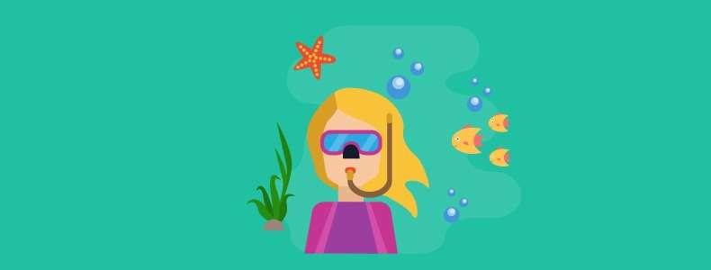 Ser um instrutor de mergulho