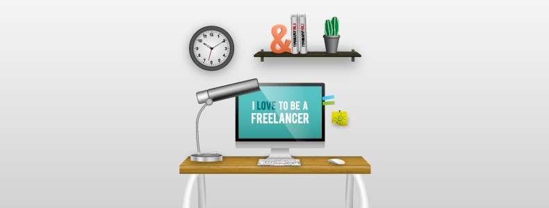 Seja um freelancer