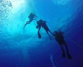 Sou Mergulhador Avançado
