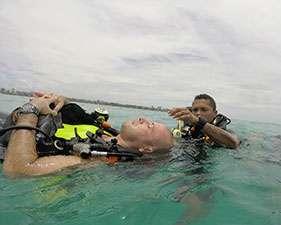 Sou Mergulhador de Resgate