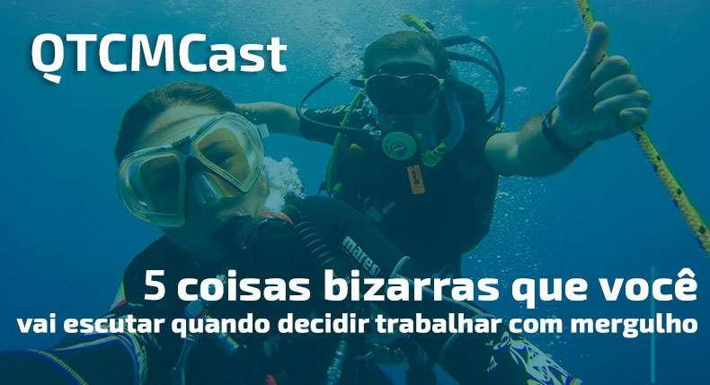 Mitos profissão instrutor de mergulho