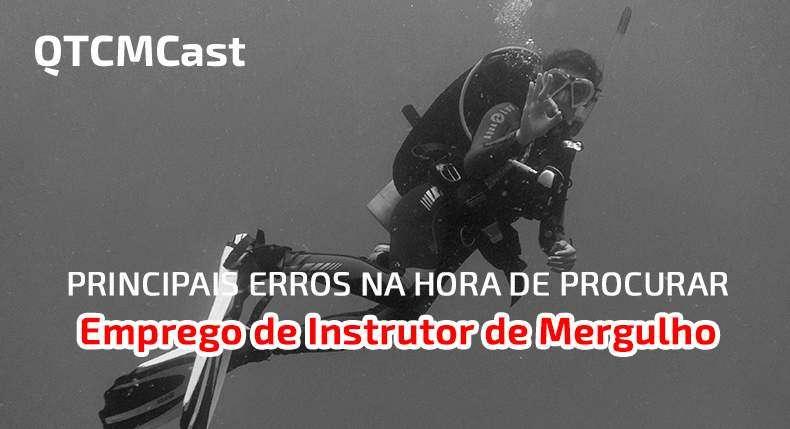 Emprego de Instrutor de Mergulho
