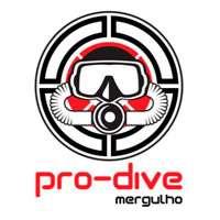 Logo Pro Dive Mergulho