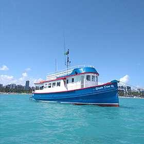 Barco de Mergulho Let's Dive